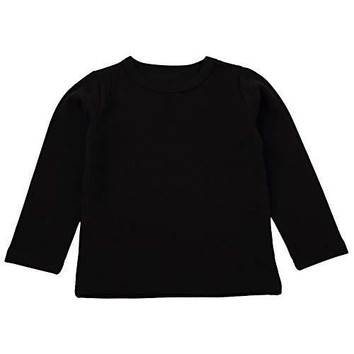 i-uend Baby Tops - Kinder Kid Baby Mädchen Jungen Catoon Solide T-Shirt Tops Shirts T-Shirt Freizeitkleidung für 1-7 Jahre