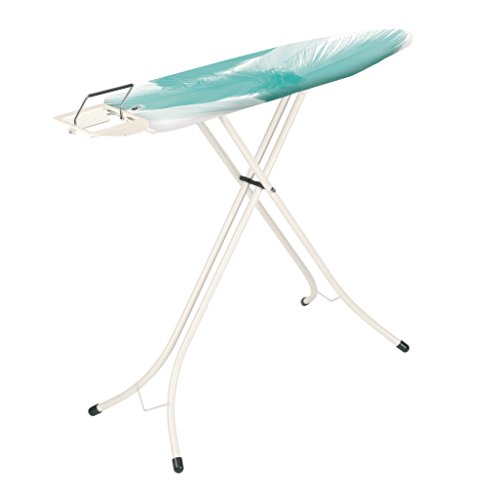 brabantia-feathers-ironing-table-with-solid-steam-iron-rest-ivory-frame-size-a-110cm-x-30cm