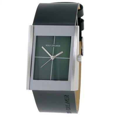 Uhr - Quarz - Edelstahl Leder - Blade 502008