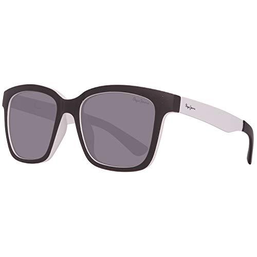 Pepe Jeans Unisex-Erwachsene PJ7292C154 Sonnenbrille, Schwarz (Black), 54