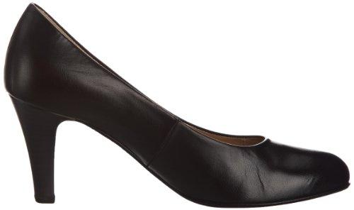 Gabor  Lavender L, Escarpins femme Noir (Schwarz (Lfs Rot)