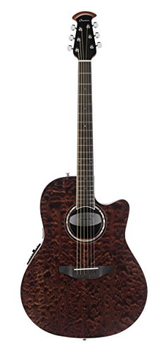 Ovation Celebrity estándar Plus – Tiger Eye cs28p de TGE