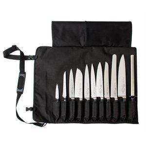 DICK couteaux Gd796Noir Textile Rouleau de sac et sangle