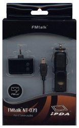 Zut FM - Transmitter FMtalk NT-039 für Blackberry, Nokia 2,5 mm 2,5 Mm Für Blackberry