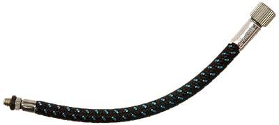 Zefal Schrader Valve Replacement Pump Adapter - Black