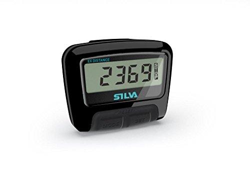 Silva Ex Distance Schrittzähler, Schwarz, One Size