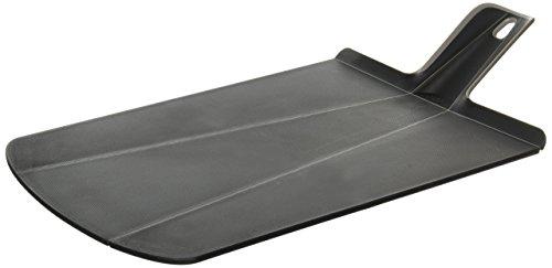 Joseph joseph chop2pot tagliere pieghevole, plastica, nero, 48x27x2 cm