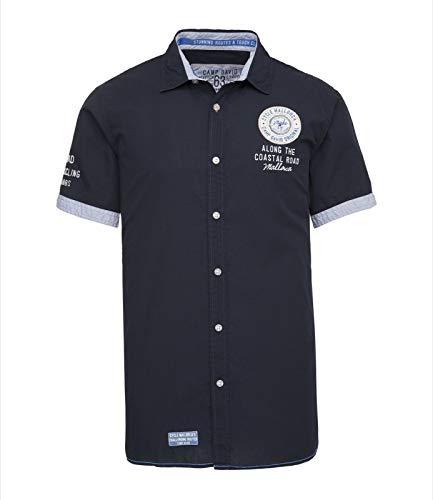 pretty cheap buy sale online retailer Camp David - Camisa Casual - para Hombre Azul L