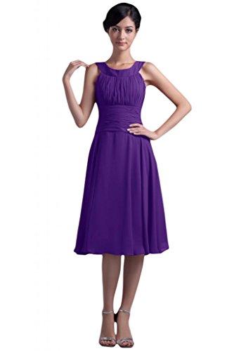 Sunvary elegante, senza A-Line, per damigella d'onore abito da sera, Donna Regency