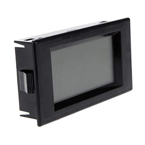 D69-30 10-199.9Hz Blu LCD Frequenza Hz Digitale Misuratore di frequenza 80-300V AC Pannello Hertz Tester Regard