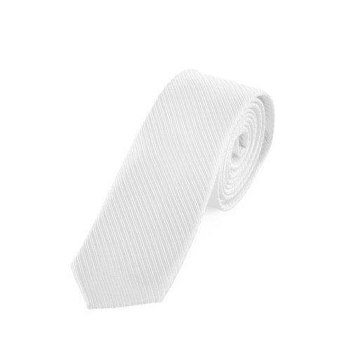 DonDon Cravate 5 cm - fini à la main et plusieurs couleurs