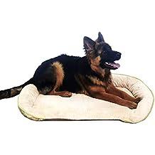 takestop® caseta de Pilas 95 x 69 cm para Animales Domésticos Perros Gatos Perro Esterilla
