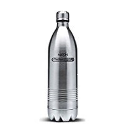 Milton Thermosteel Duo 500 DLX Bottle, 500ml, Silver