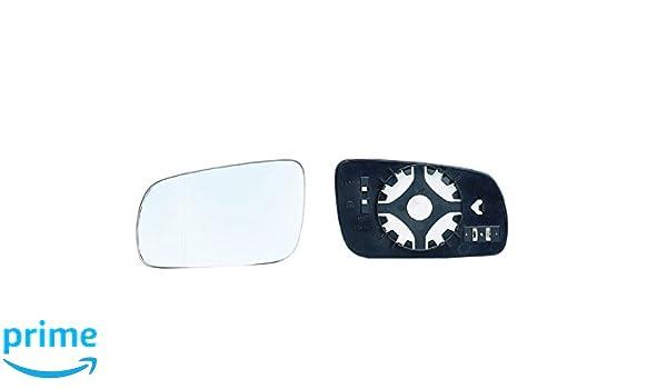 Alkar 6402127/Kleine Modell Au/ßen Spiegel konvex Glas mit Halter