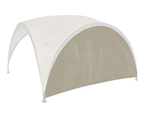 Bo Garden 4472211Party Shelter Seitenwand mit Tür Polyester Grau 370x 239x cm Größe M