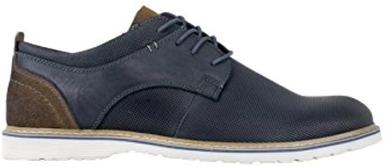 Vicmart - Blucher Texturas Marino  Venta de calzado deportivo de moda en línea