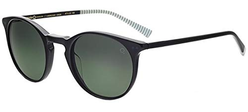 Occhiali da sole etnia barcelona x-berg sun black/grey green shaded unisex