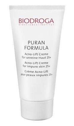 Biodroga: Puran Formula Acno-Lift Creme für unreine Haut 25+ (40 ml)
