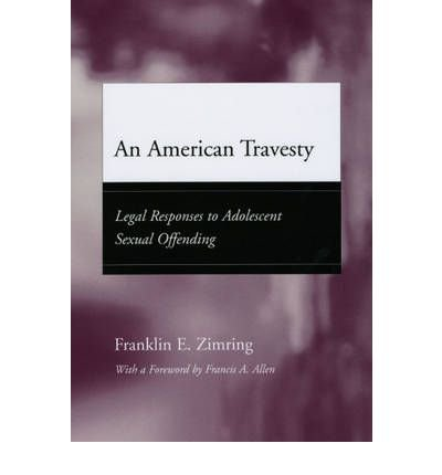 By Zimring, Franklin E. ( Author ) [ An ...