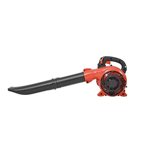 Orange souffleur//aspirateur//broyeur de Feuilles 26 cc Greencut EBV260BN Essence de 26cc 3 en 1
