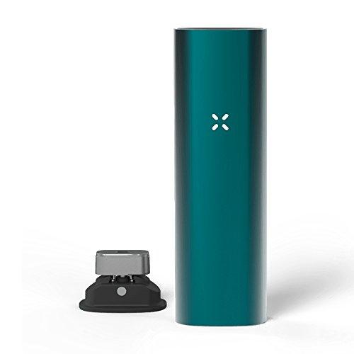 Pax   PAX 3 Vaporizzatore Portatile Erbe Secche e Estratti - Kit Completo - Nuovo Colore - Blu Opaco - 10 Anni Di Garanzia