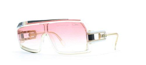 Cazal Herren Sonnenbrille Weiß