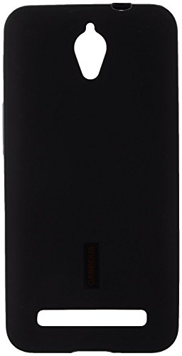 CASEOUS™ Back Case Soft Matte Finish Cover for Asus Zenfone C (Black)  available at amazon for Rs.99
