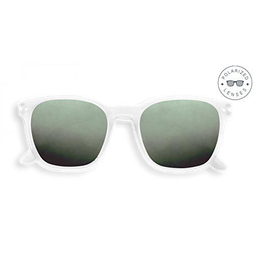 Izipizi Paris   LetmeSee Sonnenbrille Sun Nautic (Polarized Lenses) #Sun Nautic White +0,0