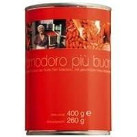 San Marzano Tomaten, ganz & geschält 4x400 g Dose