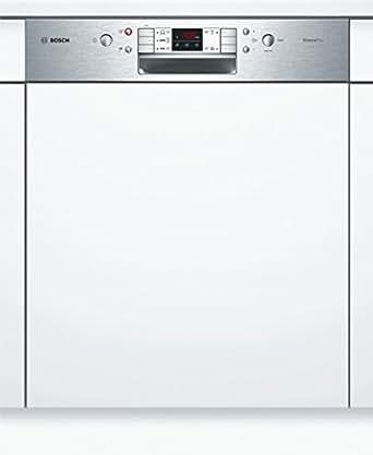 bosch smi53p65eu serie 6 geschirrsp ler teilintegriert a. Black Bedroom Furniture Sets. Home Design Ideas