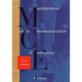 Management de la communication d'entreprise
