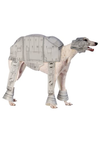 Hunde Kostüm Atat - Rubies Dog At-At Imperial Walker Costume XL