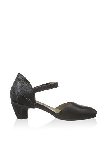 Think! - Scarpe con cinturino alla caviglia Donna Nero