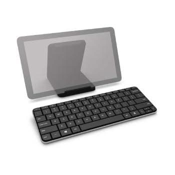 Microsoft Wedge Mobile Keyboard - Clavier Bluetooth Noir AZERTY