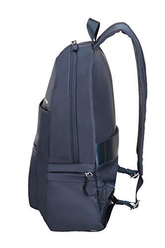 """SAMSONITE Move 2.0 14.5 Ltrs Dark Blue Laptop Backpack (SAM Move 2.0 LP BP 14.1"""" DK BU) Image 8"""