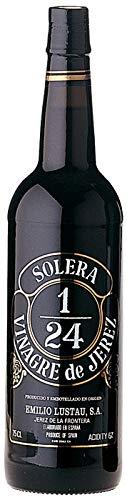 Emilio Lustau Sherry Essig aus Spanien Vinagre de Jerez Solera 1/24 8,5% Säure (1 x0,375 Liter)