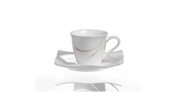 Ritzenhoff /& Breker Espressotassen Set 12 tlg Dacapo