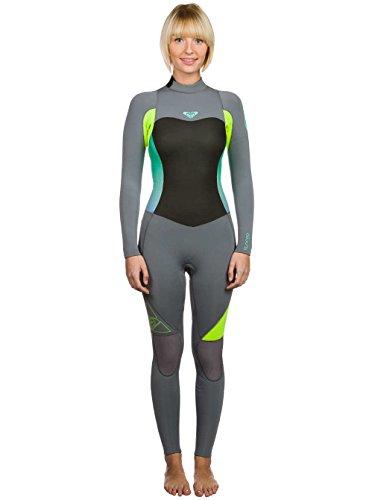 Damen Neoprenanzug lang Roxy 4/3mm Syncro Gbs Backzip Wetsuit (4 3 Damen Neoprenanzug)