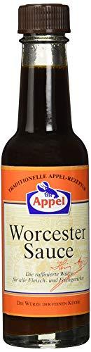 Appel Worcester Sauce, 12er Pack Flasche, Würzsauce