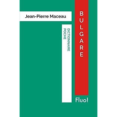 Dictionnaire Poche Bulgare
