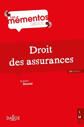 Droit des assurances - 14e éd.