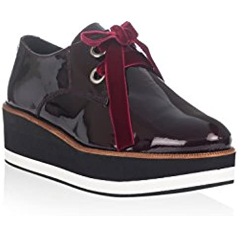 Laura Moretti Buggy Shoes - Creepers Mujer