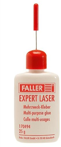 Faller - F170494 - Modélisme Ferroviaire - Expert Lasercut - 25 G