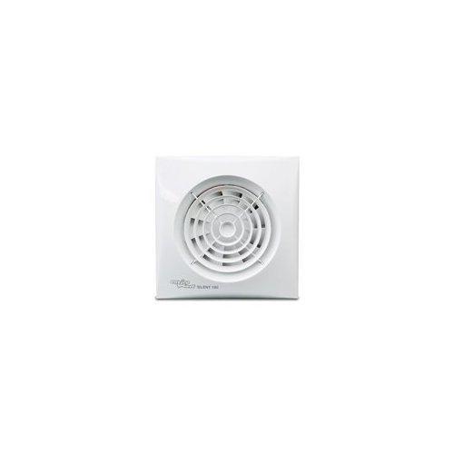 Envirovent SIL100S Silent Ventilateur d'extraction d'air pour salle de bain/salle de bain attenante sans minuterie Par Envirovent