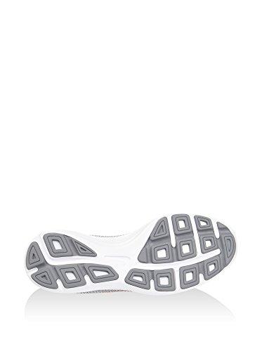 Nike Revolution 3 (Gs), Chaussures de Running Entrainement Garçon Noir (Black (stealth / total orange blanc))