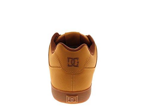 Dc Chaussures Pure M Chaussure Blanc - Blé / Dk Chocolat