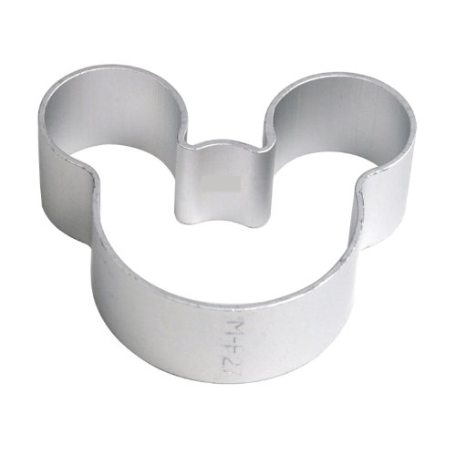 Image of TRIXES Mickey Mouse Cutter for Sugar craft Cake Decorating Cookies Kitchen