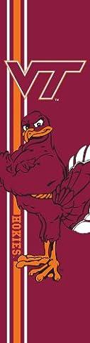 NCAA Virginia Tech Hokies Door Banner