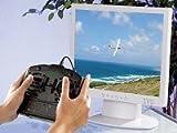 Simulus Modellflug-Simulation mit USB-Fernsteuerung + easyFly 4