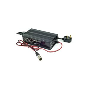 CHE Mobility Scooter or Wheelchair 24V - 8 Amp 3 Pin Din Plug Battery Charger